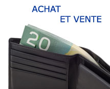 Payons Comptant Achat Vente - Buy Sell